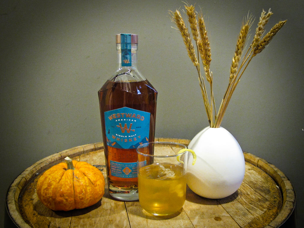 Wednesday Project: Westward Whiskey Fall Spice Old Fashioned
