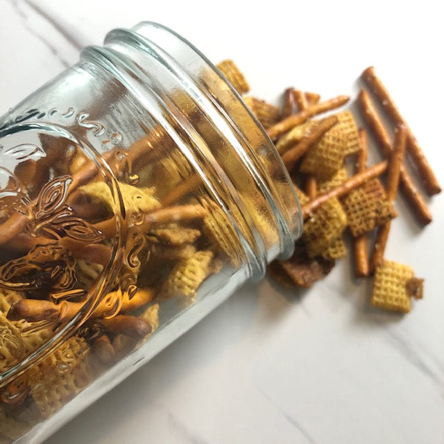 Wednesday Project: Habanero Snack Mix with Sarah Marshall