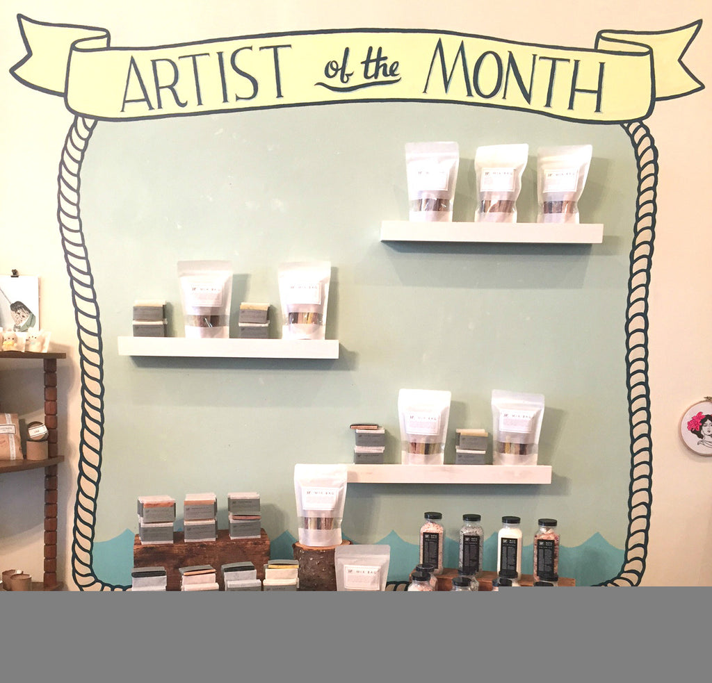 May Artist of the Month: Hillockburn Farm