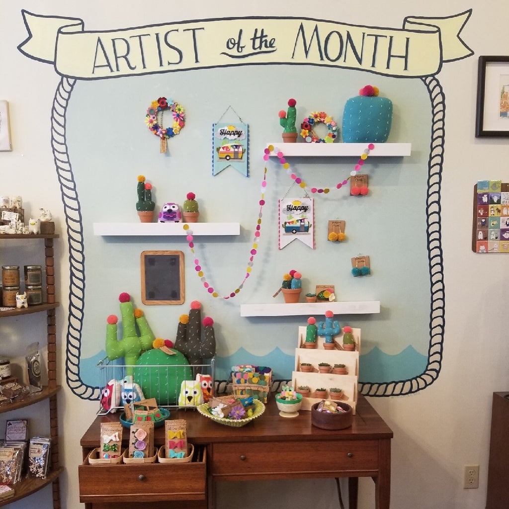 April Artist of the Month: Humble Design Co.