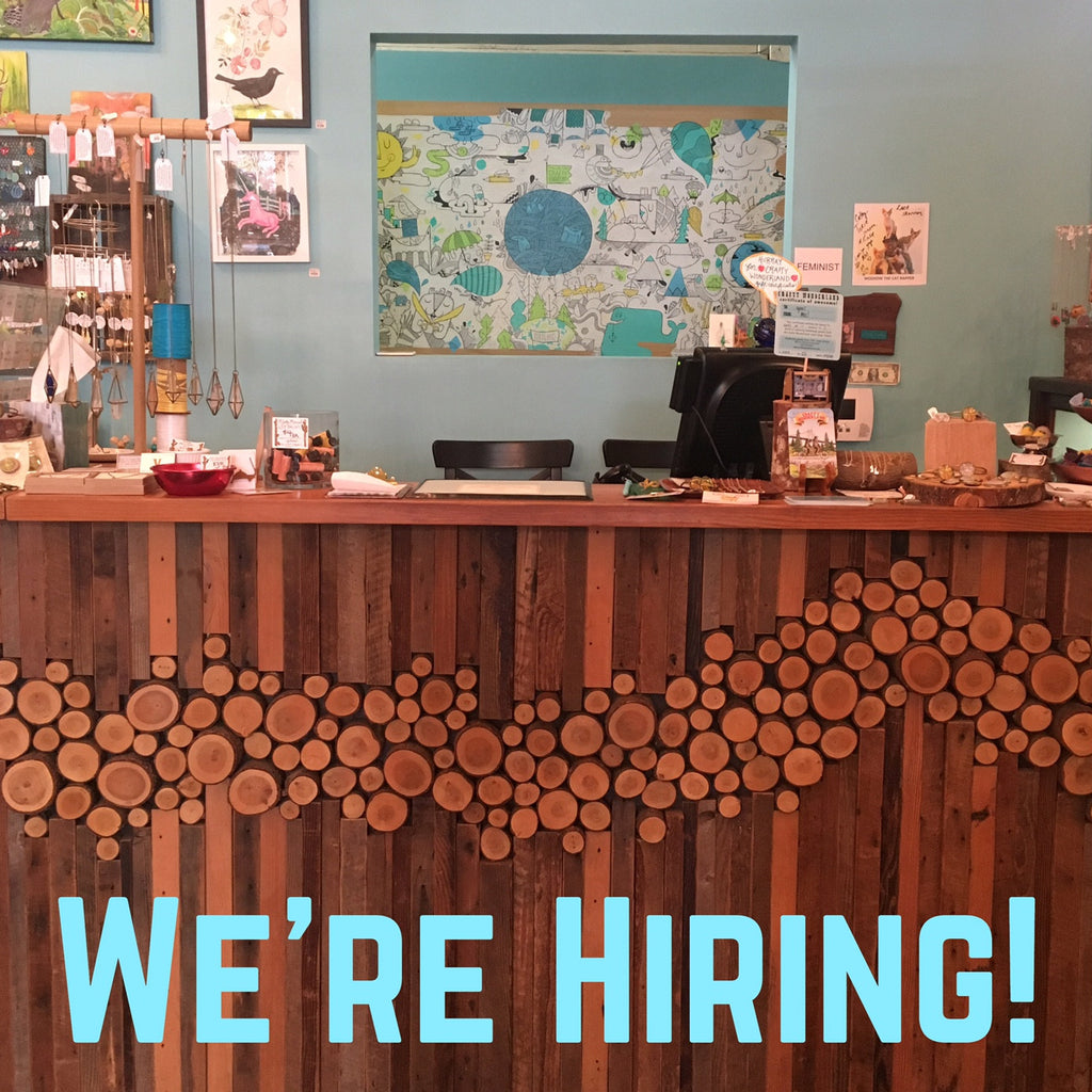 Our Portland Retail Shop is Hiring!
