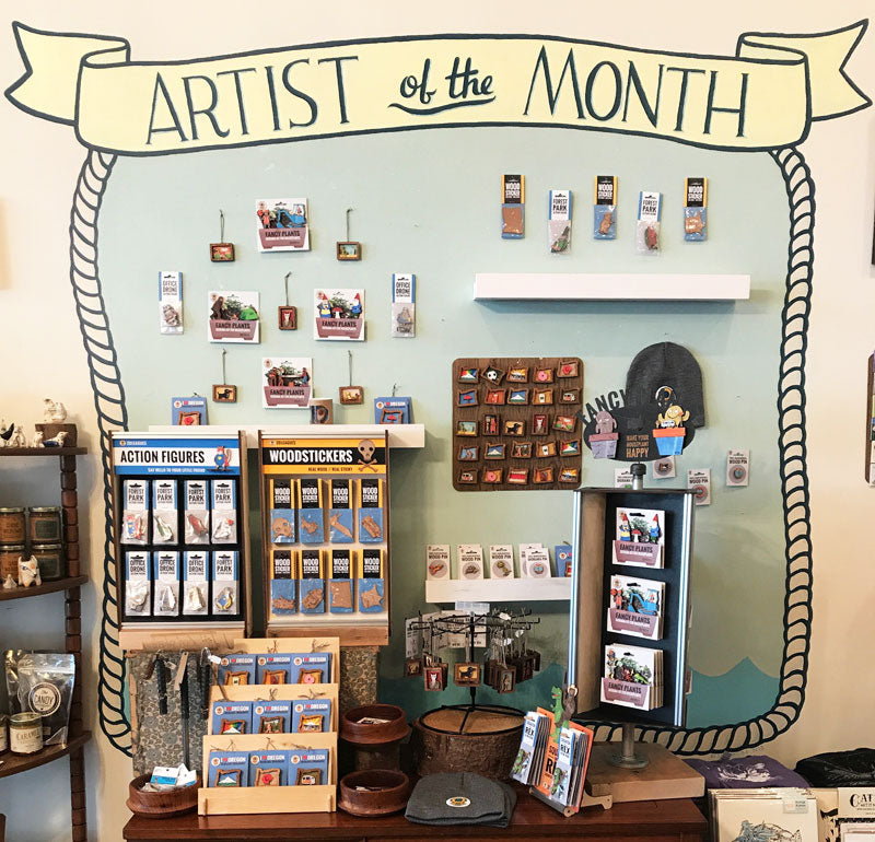 June Artist of the Month: 20 Leagues