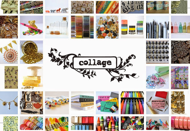 Get Crafty with Collage!