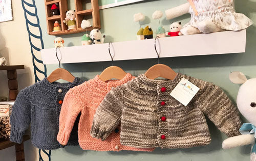 chet & dot baby sweaters