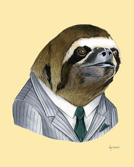 Berkley Illustration sloth