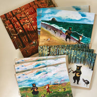 Four Seasons Cards - Set of 12