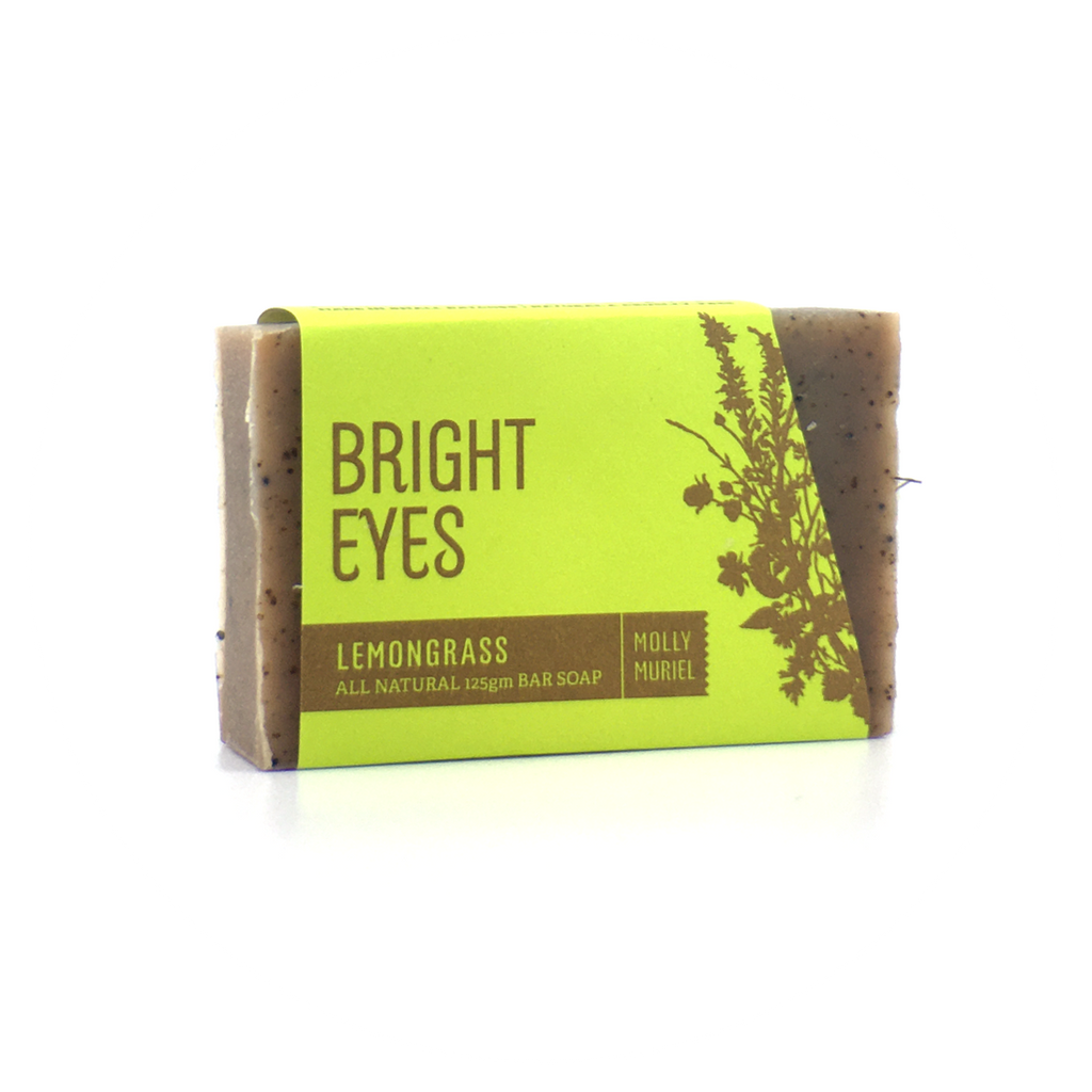 Bright Eyes Lemongrass Soap
