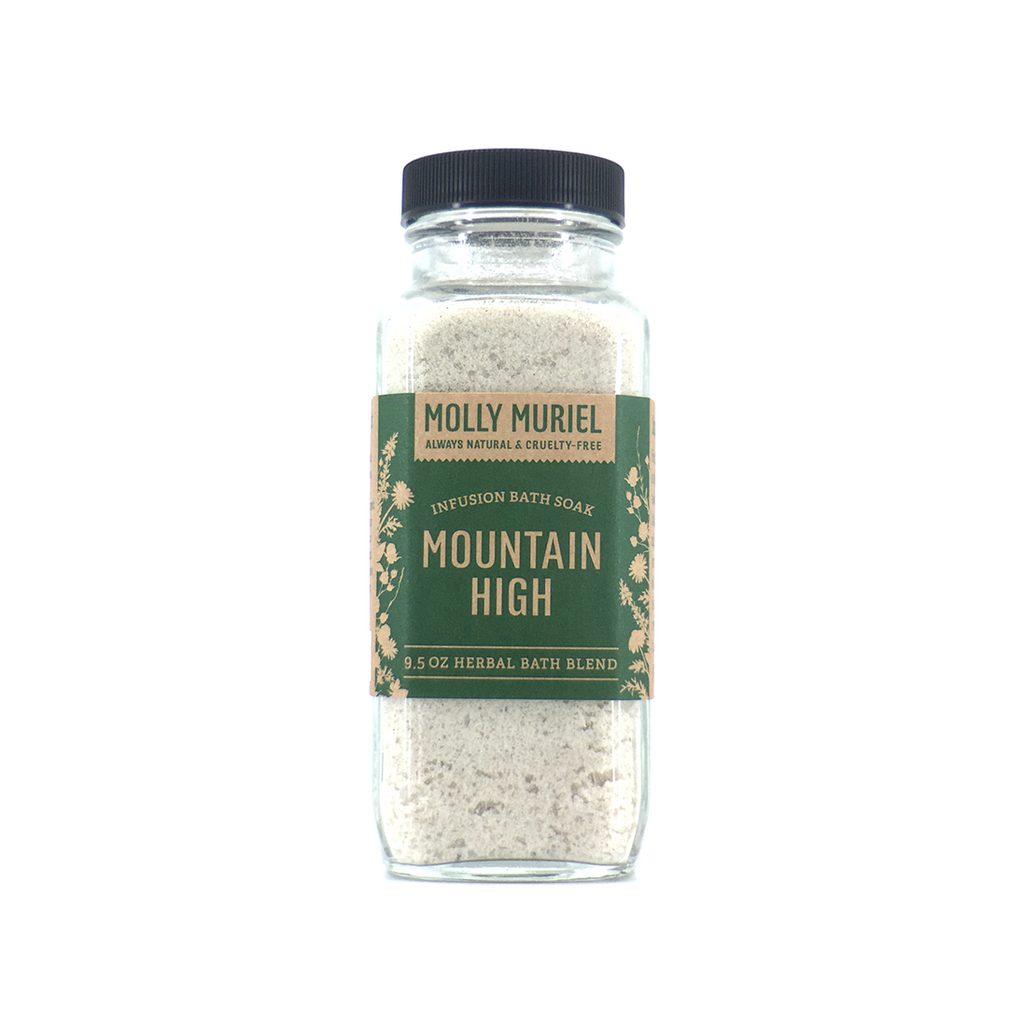 Mountain High Invigorating Bath Soak