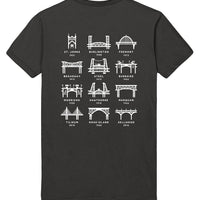 Portland Bridges T-Shirt