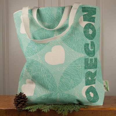 Oregon Fir Tote Bag