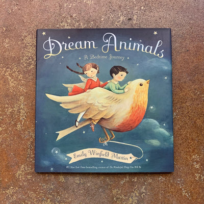 Dream Animals hardcover book