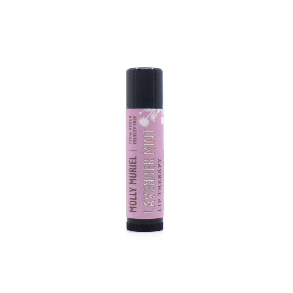 Lavender Mint Lip Therapy