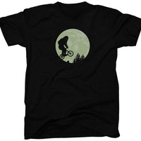 Portland oregon sasquatch glow in the dark kids shirt