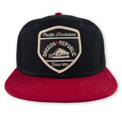 Oregon Republic trucker hat