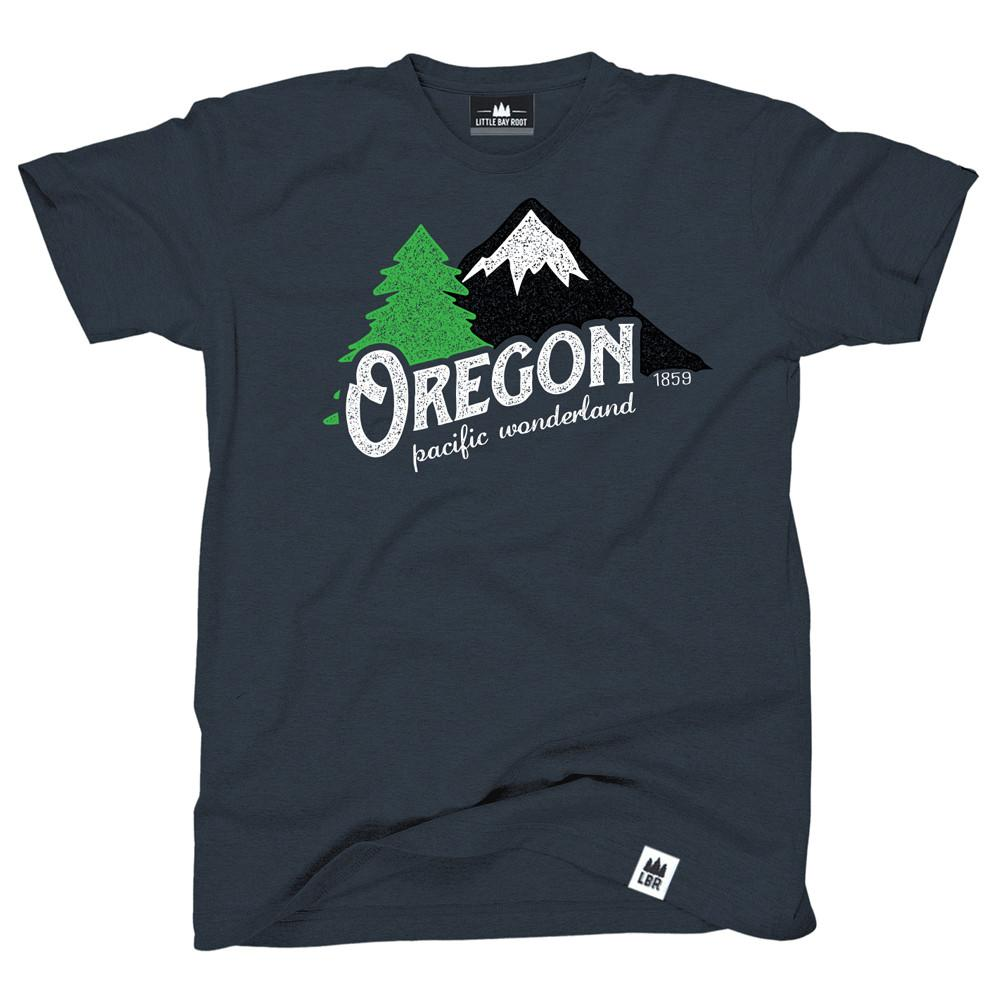 Oregon Pacific Wonderland T-Shirt
