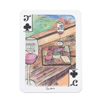 Oregon Wineries Playing Cards