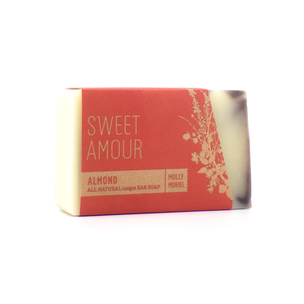 Sweet Amour Almond Soap