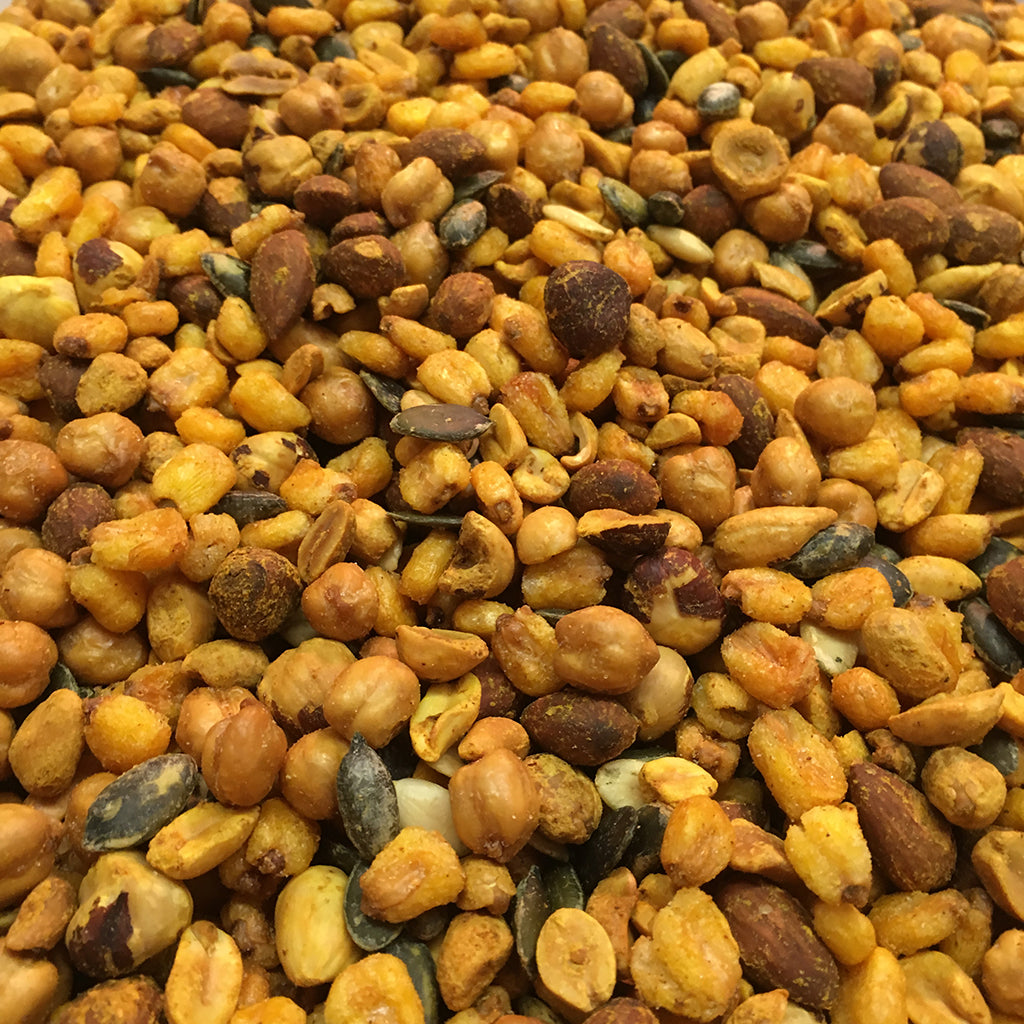 Savory Nut Mix