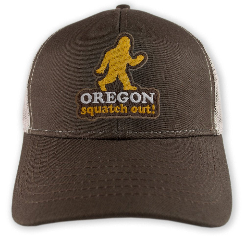 Squatch Out Oregon Trucker Hat – Crafty Wonderland 1cced9efcfb