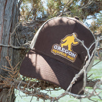 squatch out oregon sasquatch hat