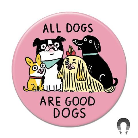 Good Dogs Magnet