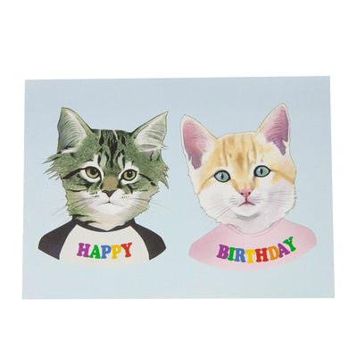 Birthday Kittens Card
