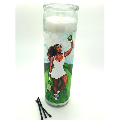 Serena Saint Candle