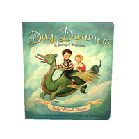 Day Dreamers: A Journey of Imagination Board Book