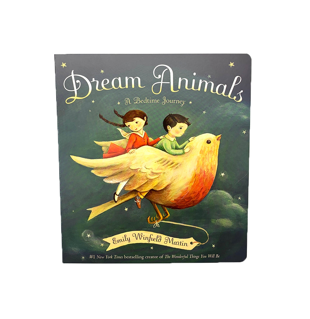 Dream Animals: A Bedtime Story Board Book