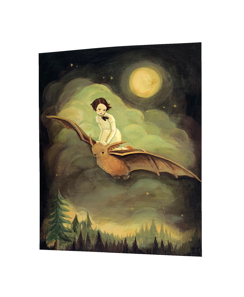 Flying By Night Print