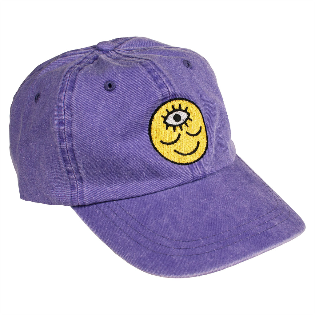 Wokeface Embroidered Hat