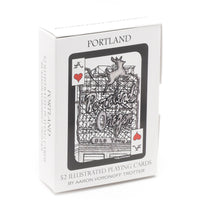 Landmarks of Portland Playing Cards