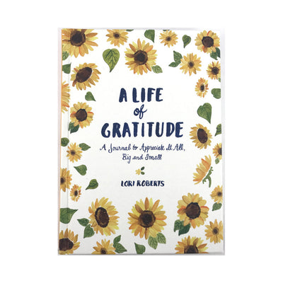 Journal -  A Life of Gratitude