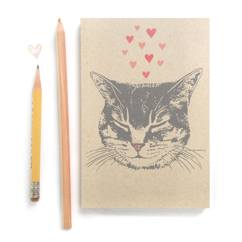 Cat Love Journal