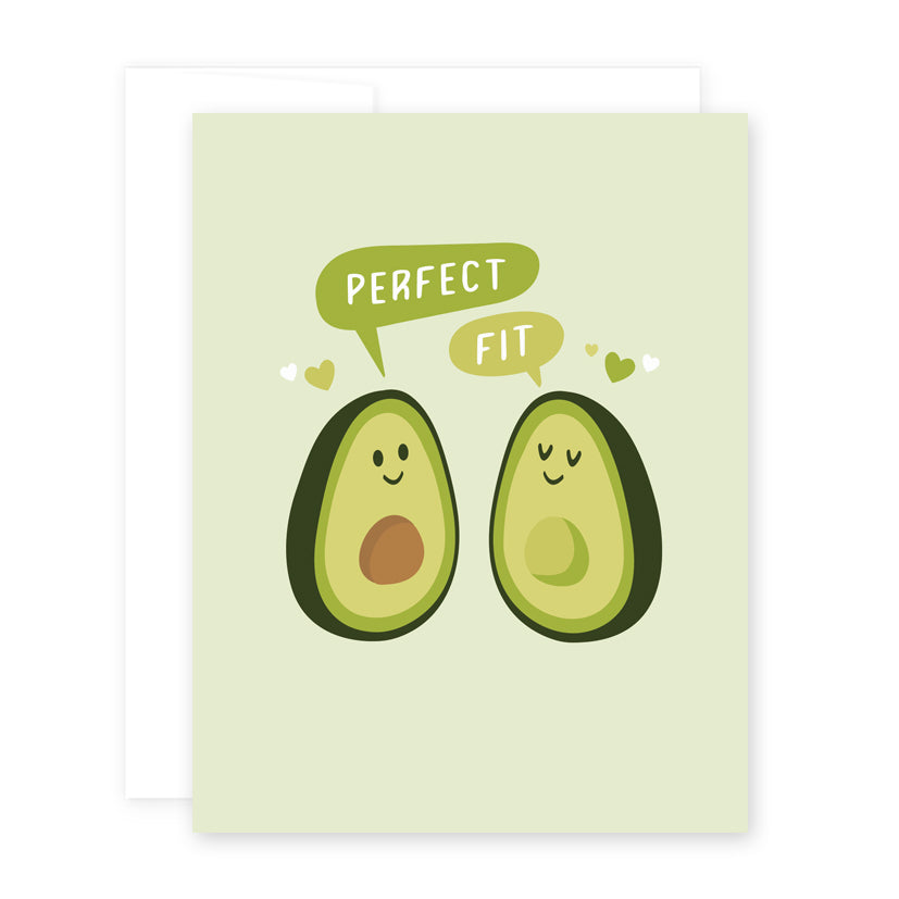 Avocado Love Card