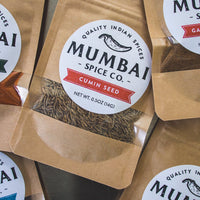 Indian Spice Starter Kit - 7 Essential Spices