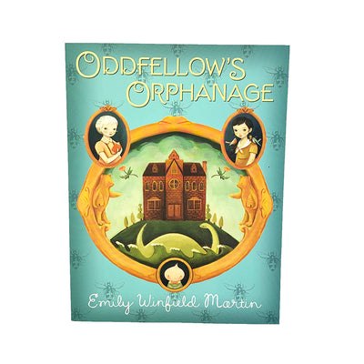 Oddfellow's Orphanage Book