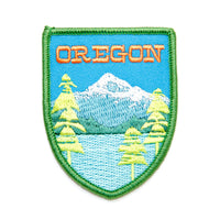 Oregon Mt. Hood souvenir patch