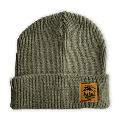 Oregon Fifty Ranges Beanie
