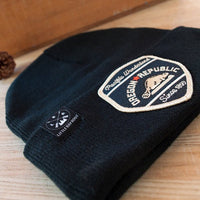 Oregon republic beanie