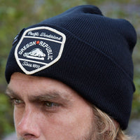 Oregon republic knit cap beanie