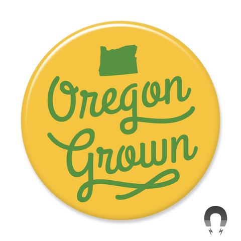 Oregon Grown Magnet
