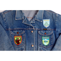 Stumptown Sasquatch Iron-On Patch