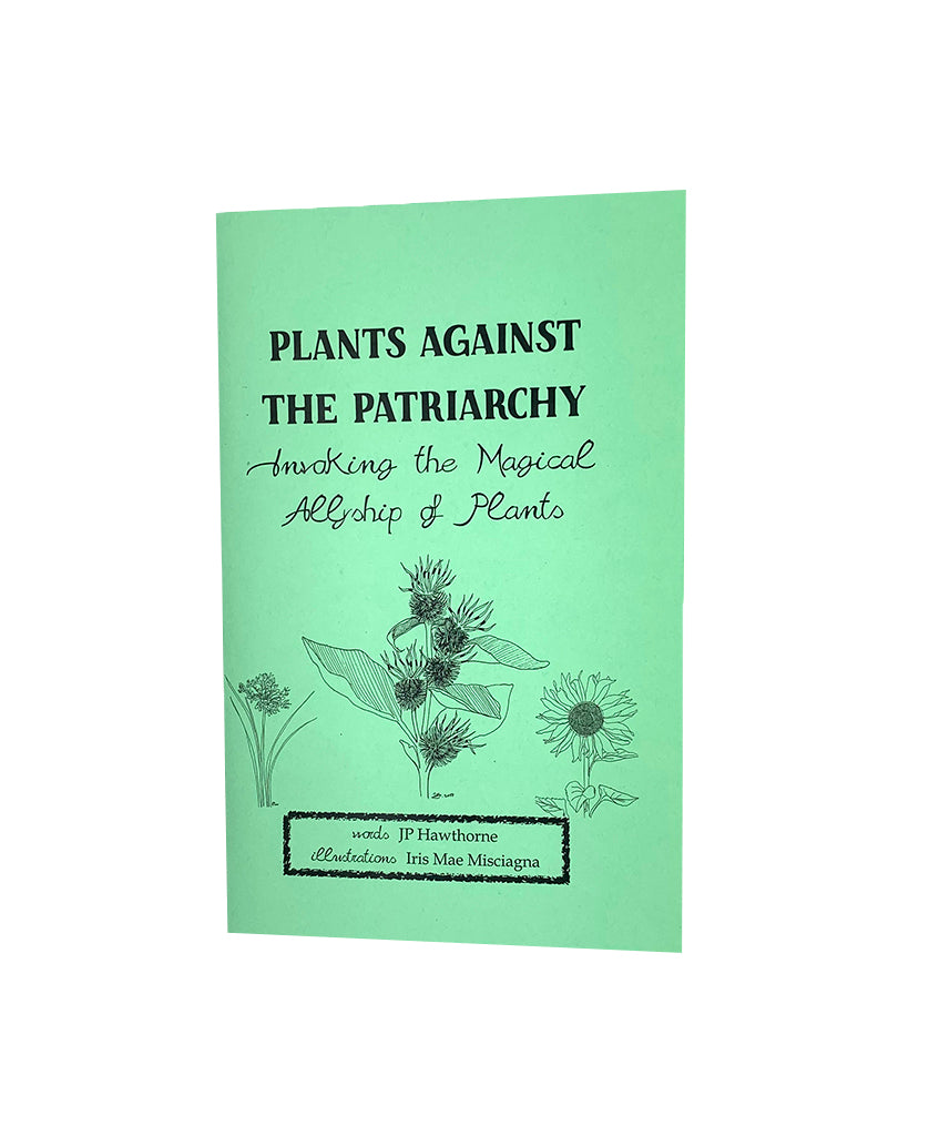 Plants Against the Patriarchy Zine
