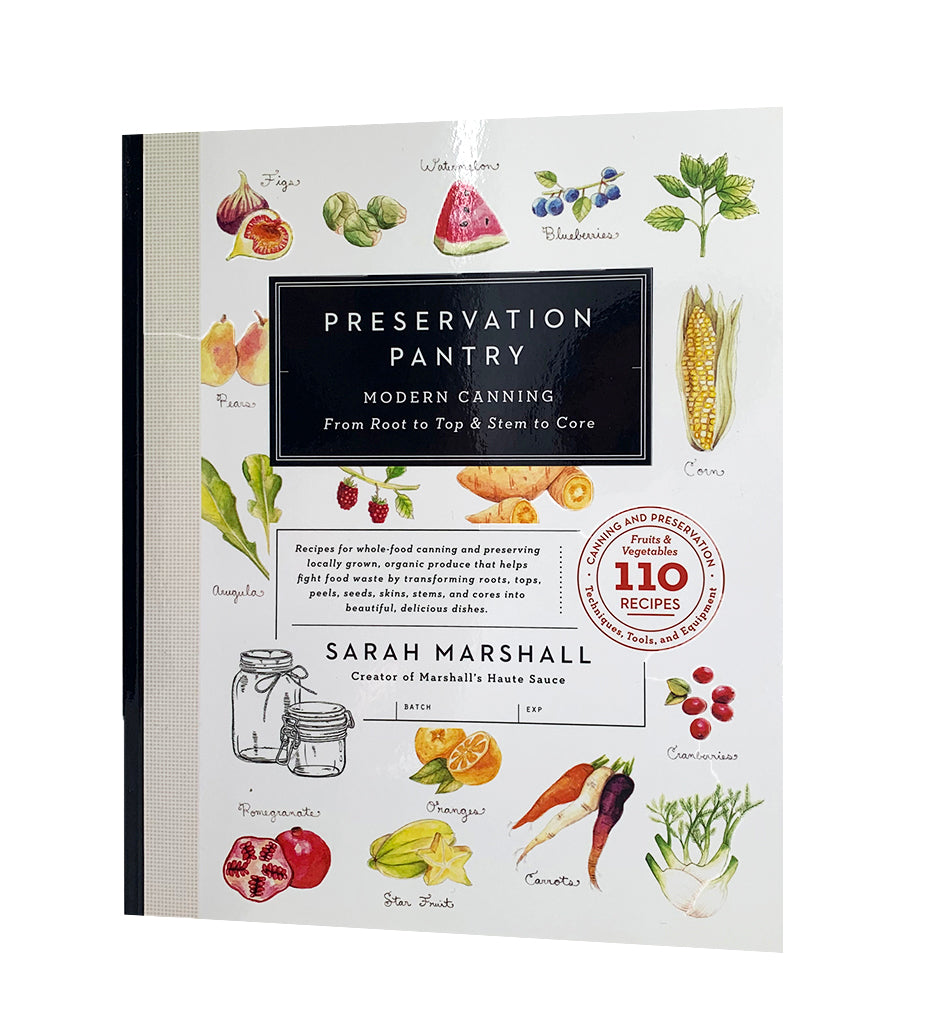 Preservation Pantry Book