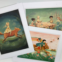 Dream World Print Set