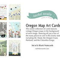 Oregon Card Set