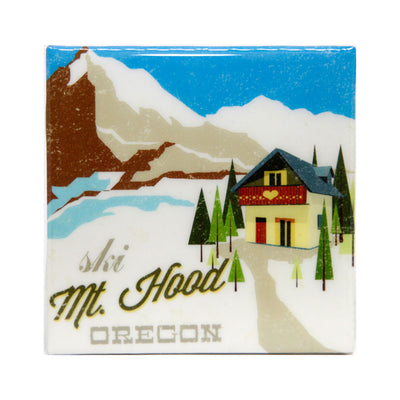 Ski Mt. Hood Oregon coaster