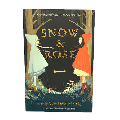 Snow & Rose Book