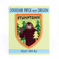 Stumptown Sasquatch souvenir patch